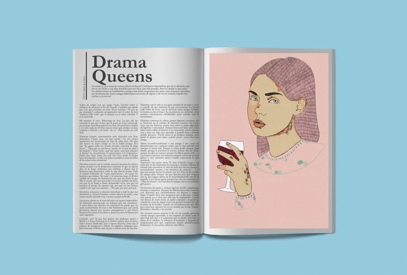 Drama queen 1