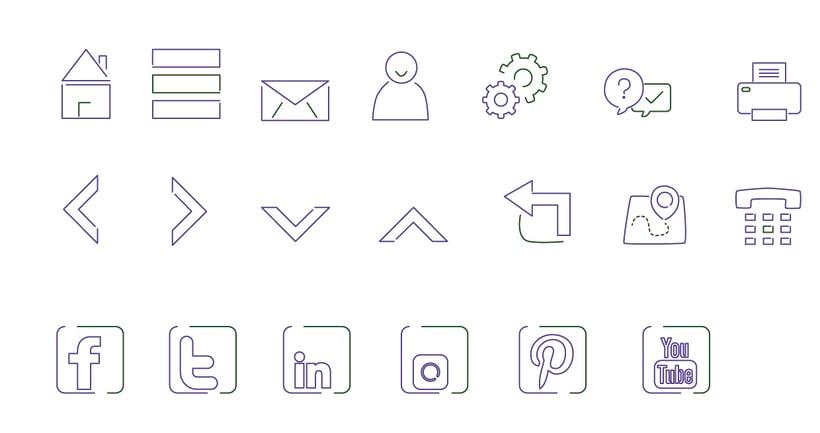 Iconografía web -1