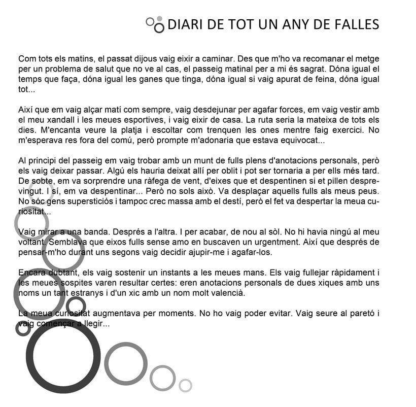 Libro de fallas - Falla Avinguda Espanya Sueca 2
