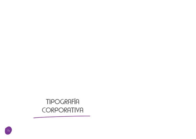 Manual de Identidad Corporativa - Edith Llop 14