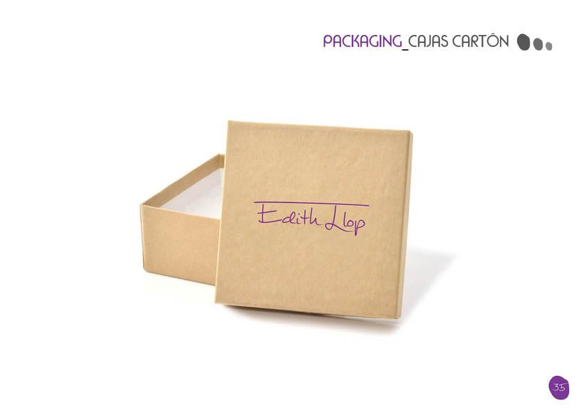 Manual de Identidad Corporativa - Edith Llop 33