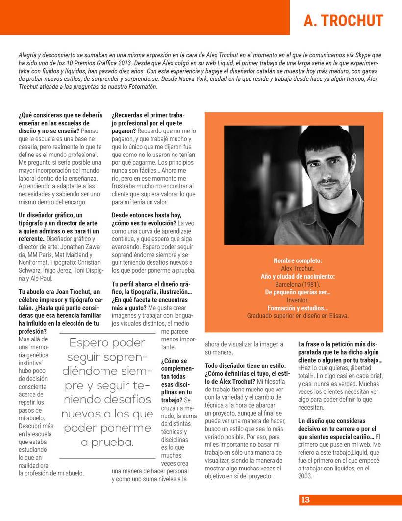 Maquetación de revista 11