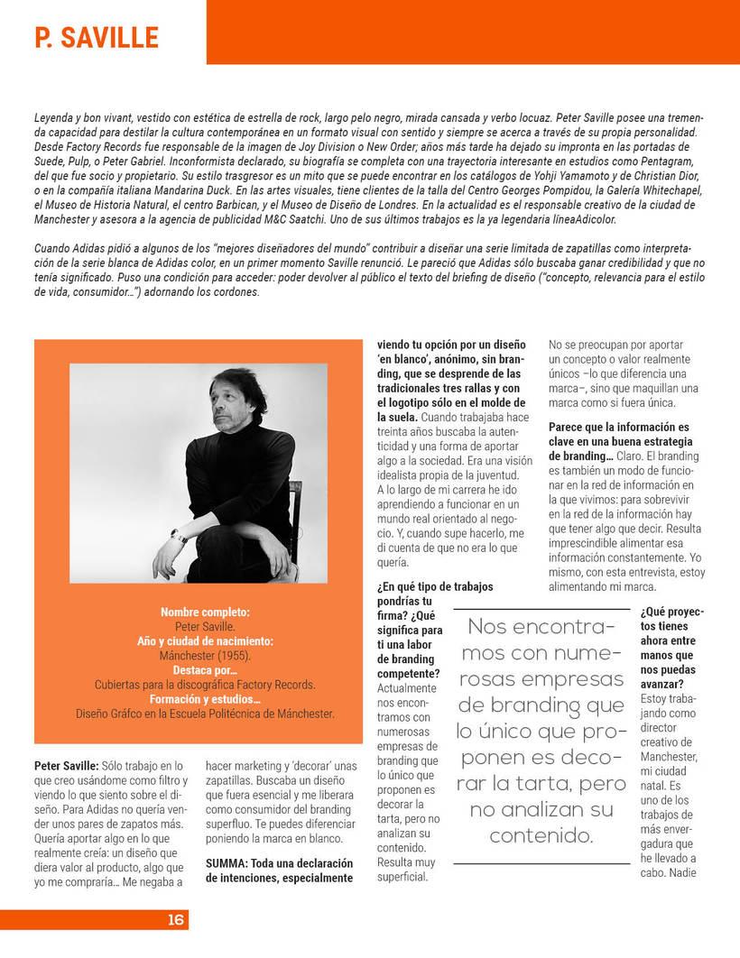 Maquetación de revista 14