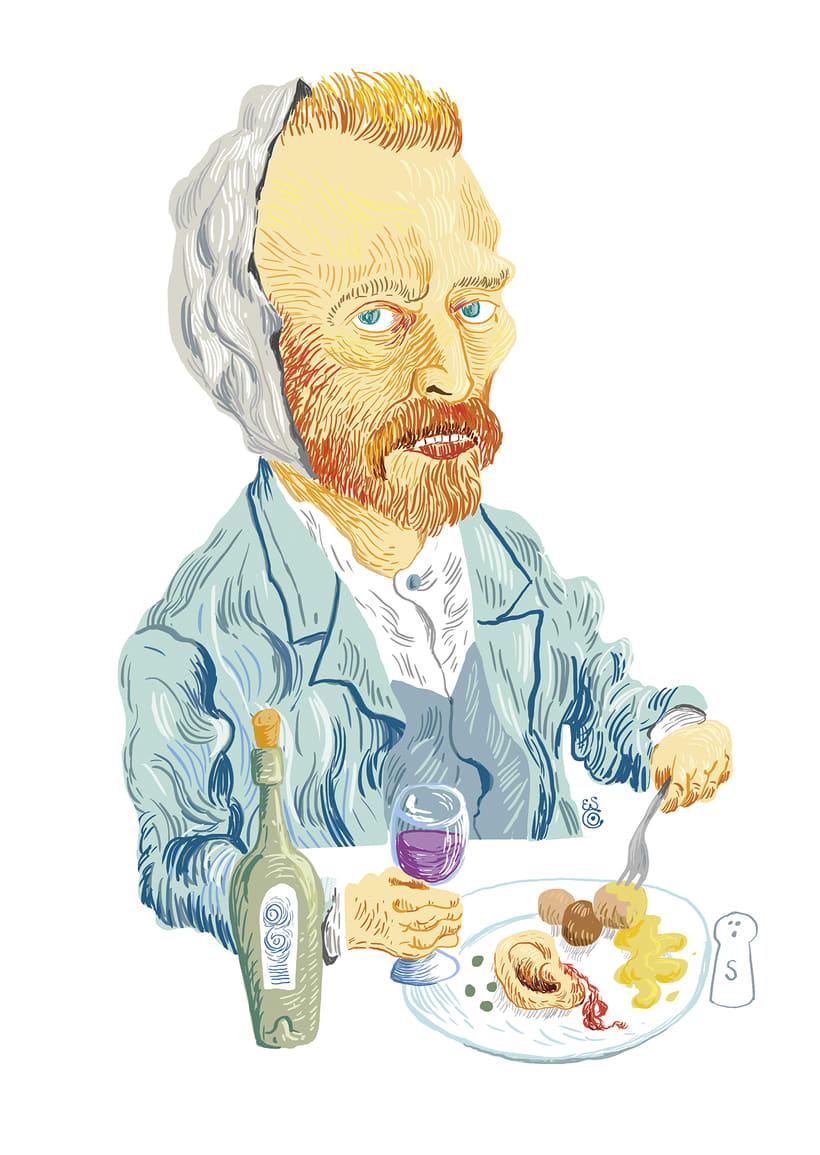 Van Gogh -1