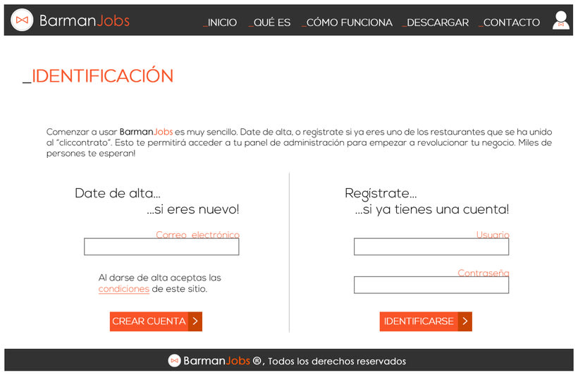 Diseño web corporativa 5
