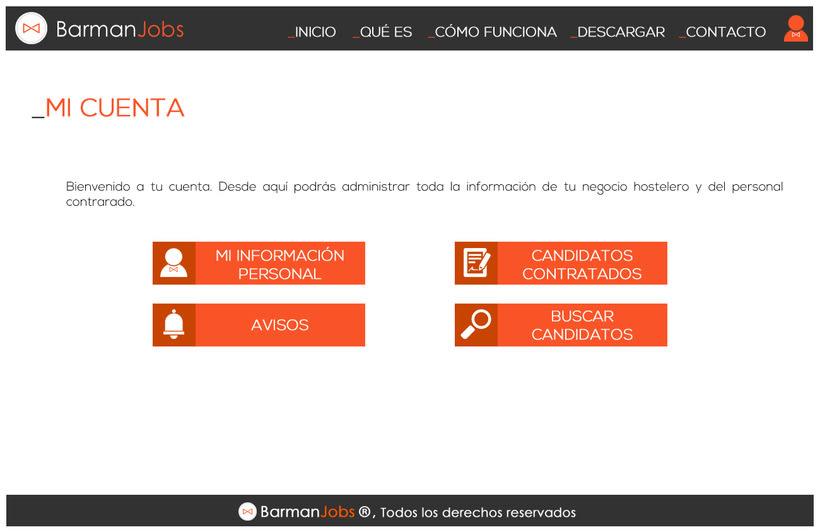 Diseño web corporativa 8