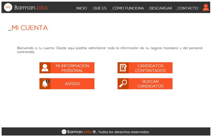 Diseño web corporativa 9