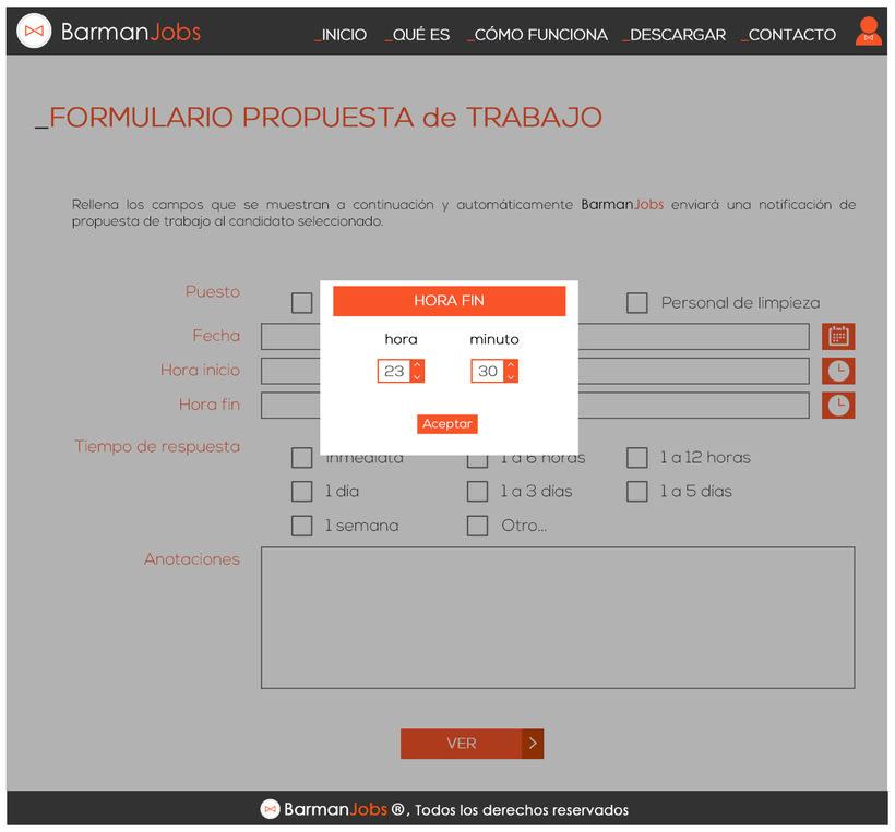 Diseño web corporativa 24