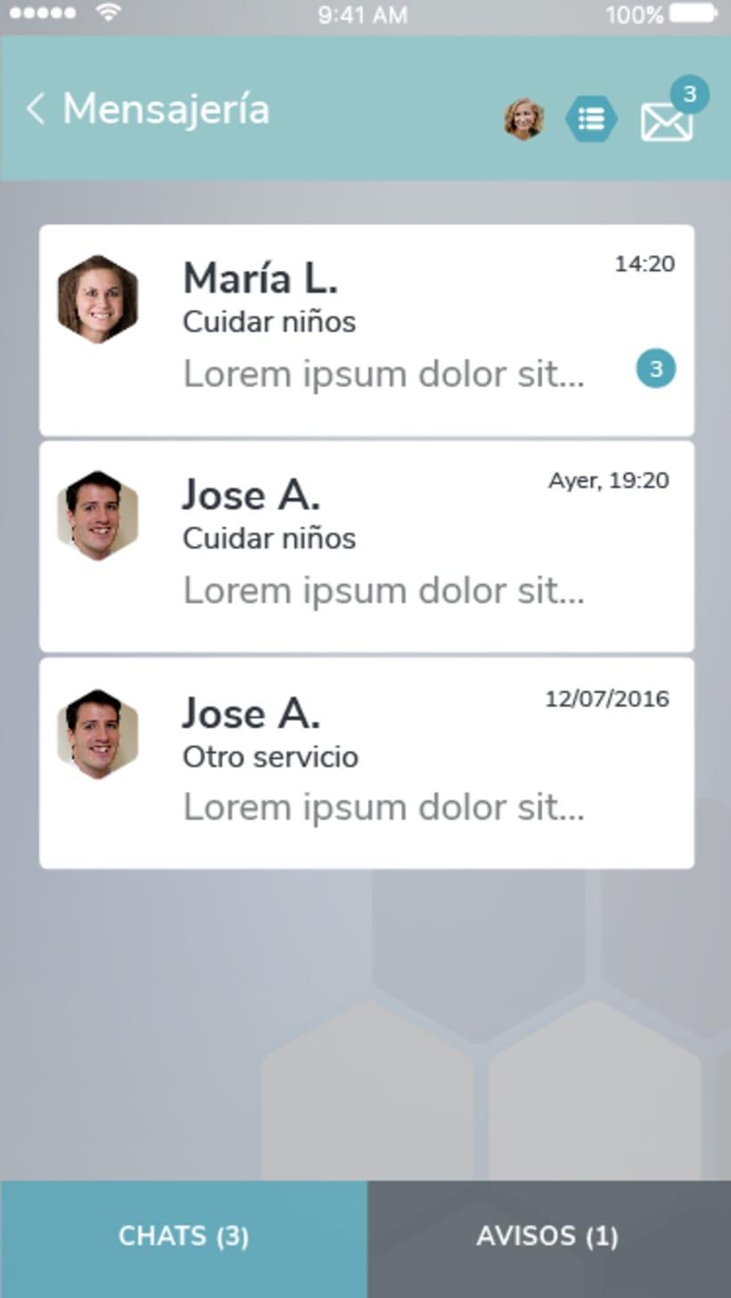 Diseño app Aidtake 10