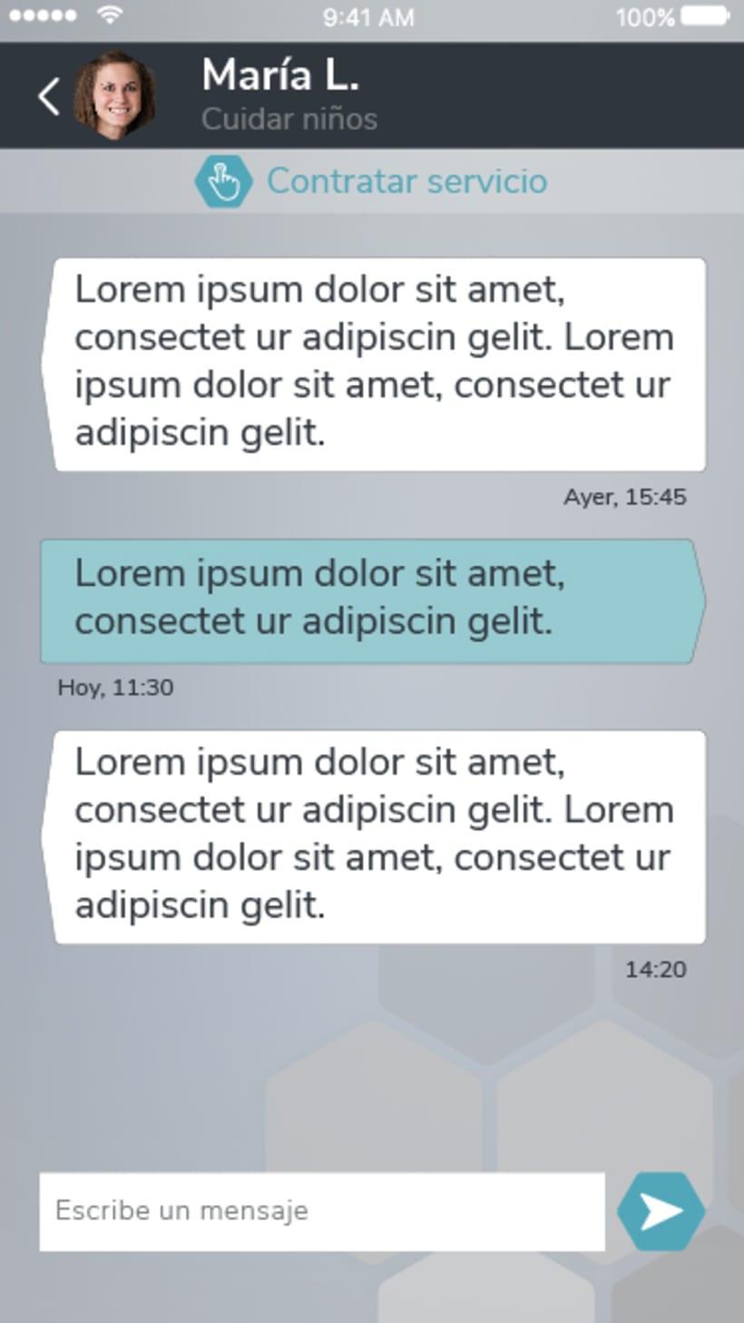 Diseño app Aidtake 12