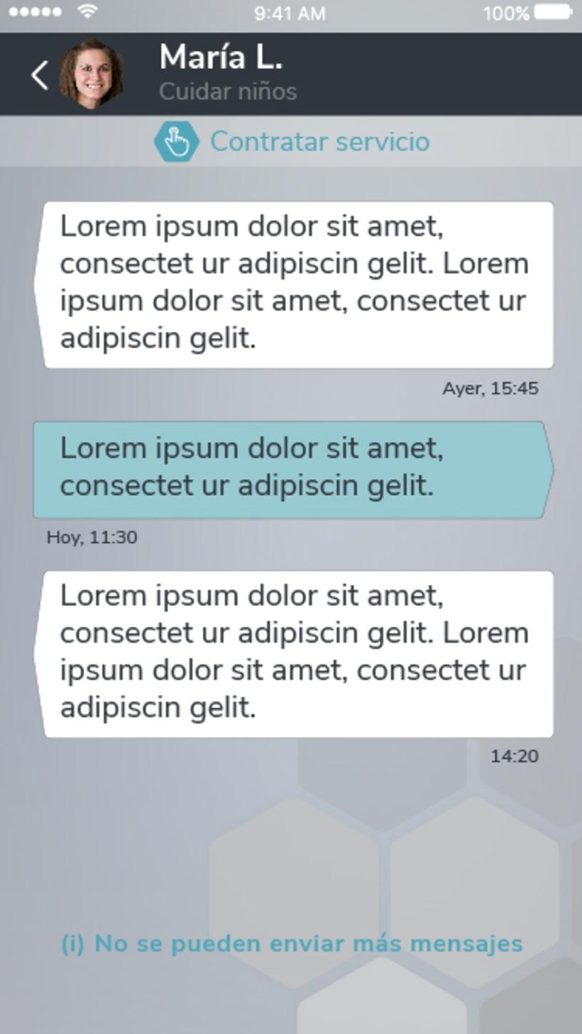 Diseño app Aidtake 13