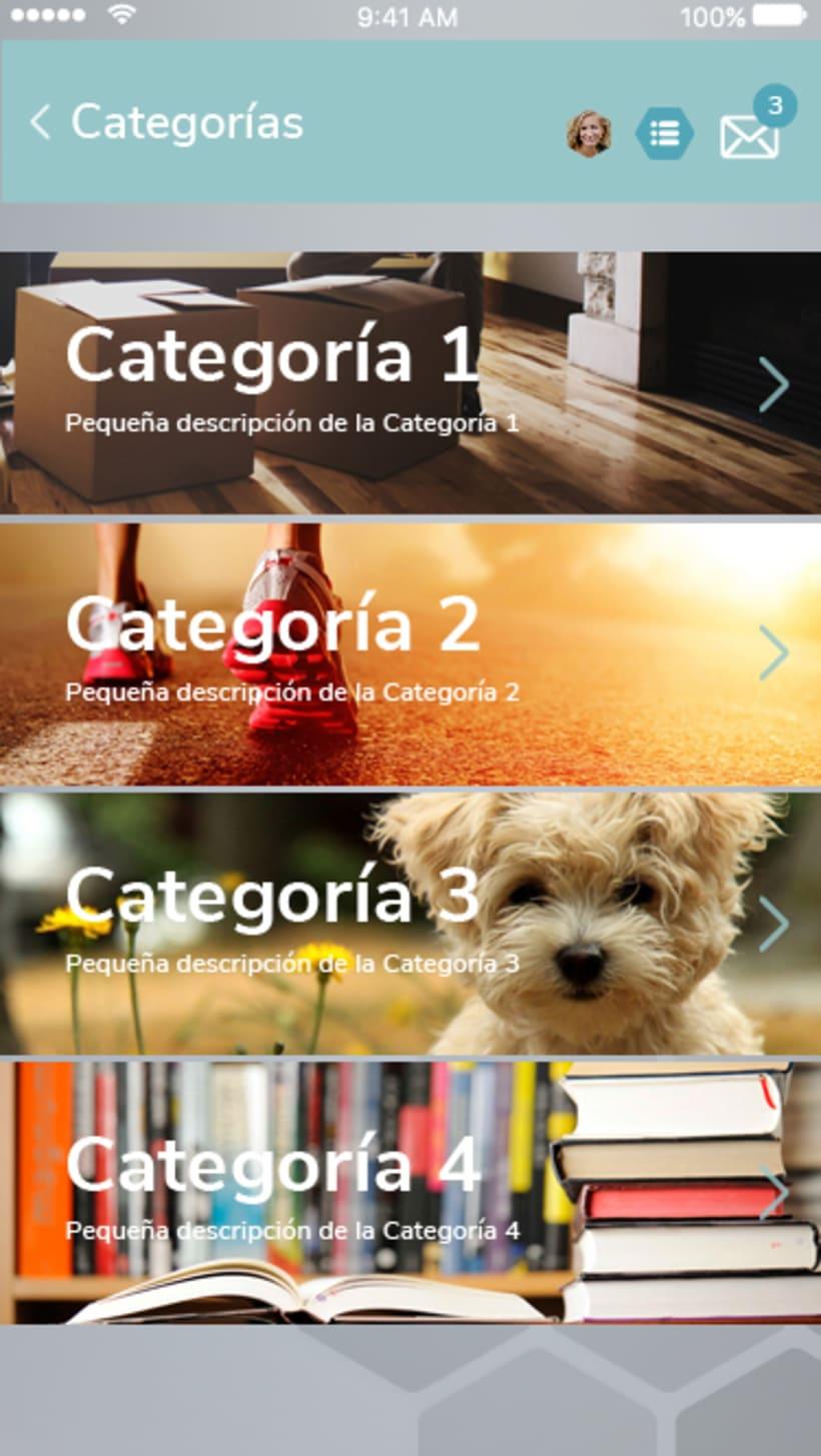 Diseño app Aidtake 20