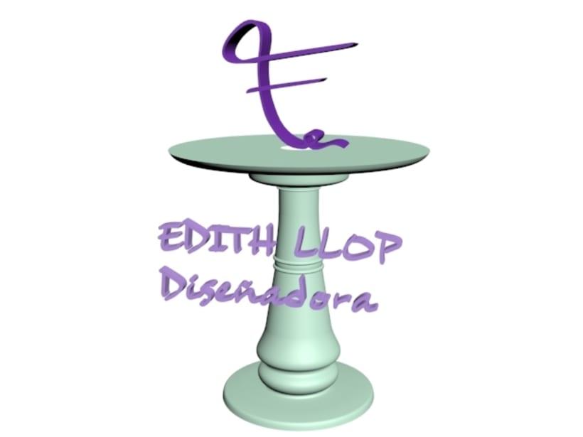 Logotipo en 3D 0