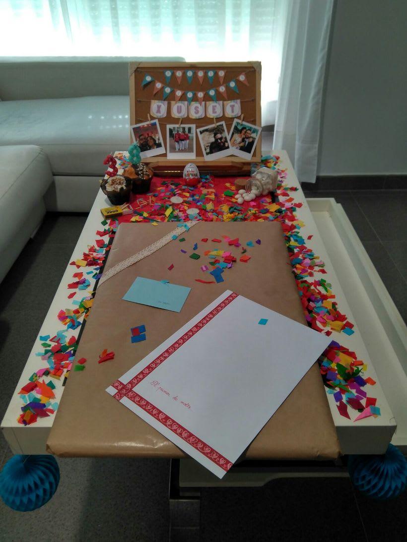 Regalos personalizados - Cumpleaños -1