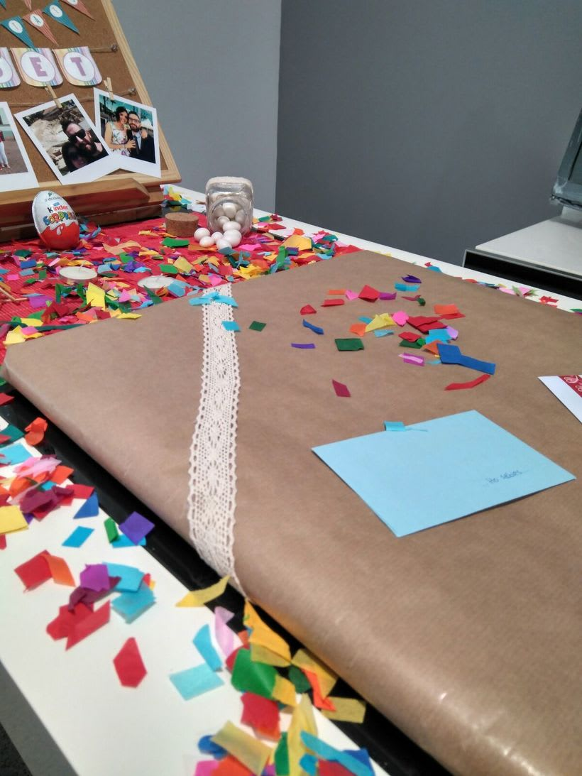 Regalos personalizados - Cumpleaños 2