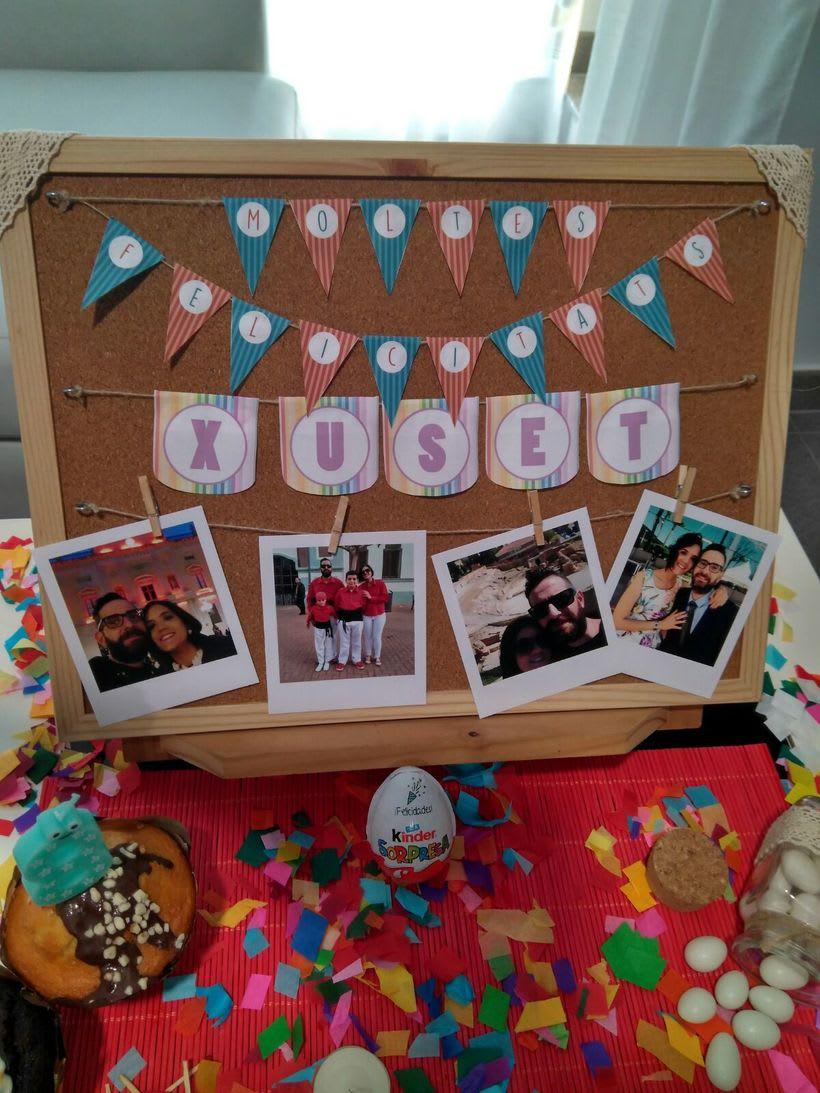 Regalos personalizados - Cumpleaños 5