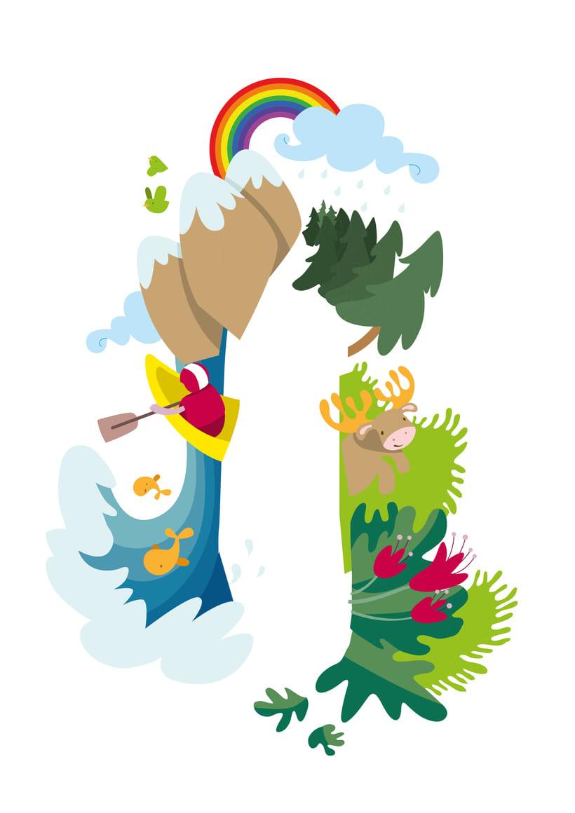 Mi Proyecto del curso: Ilustración exprés con Illustrator y Photoshop 3