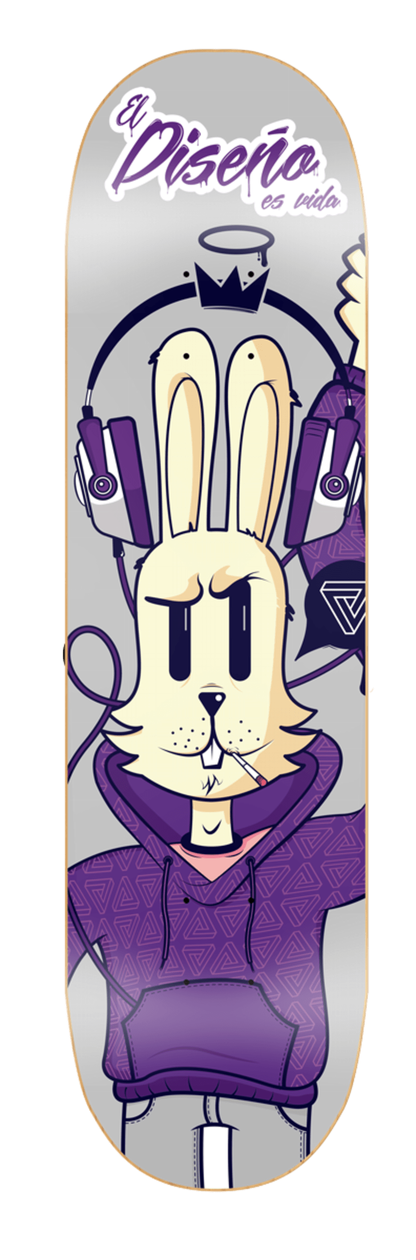 Rabbit Skateboards -1
