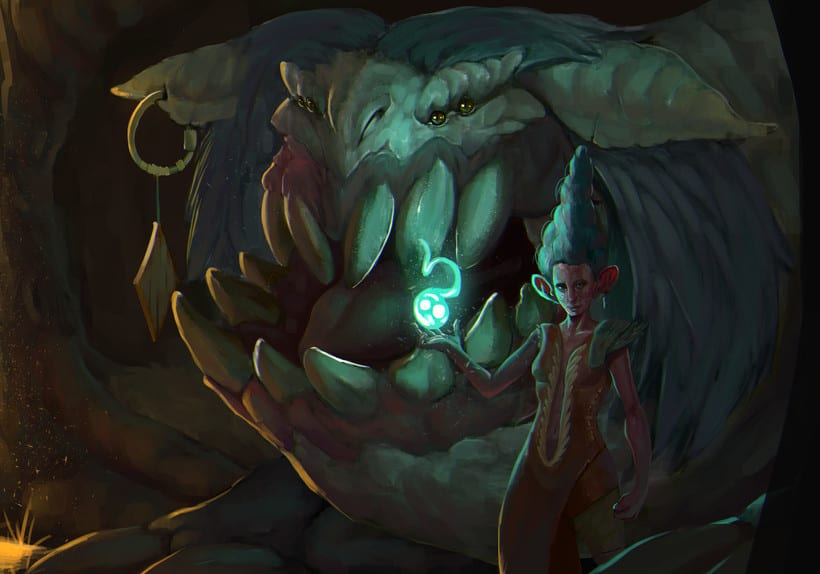 Light of Fantasy -1