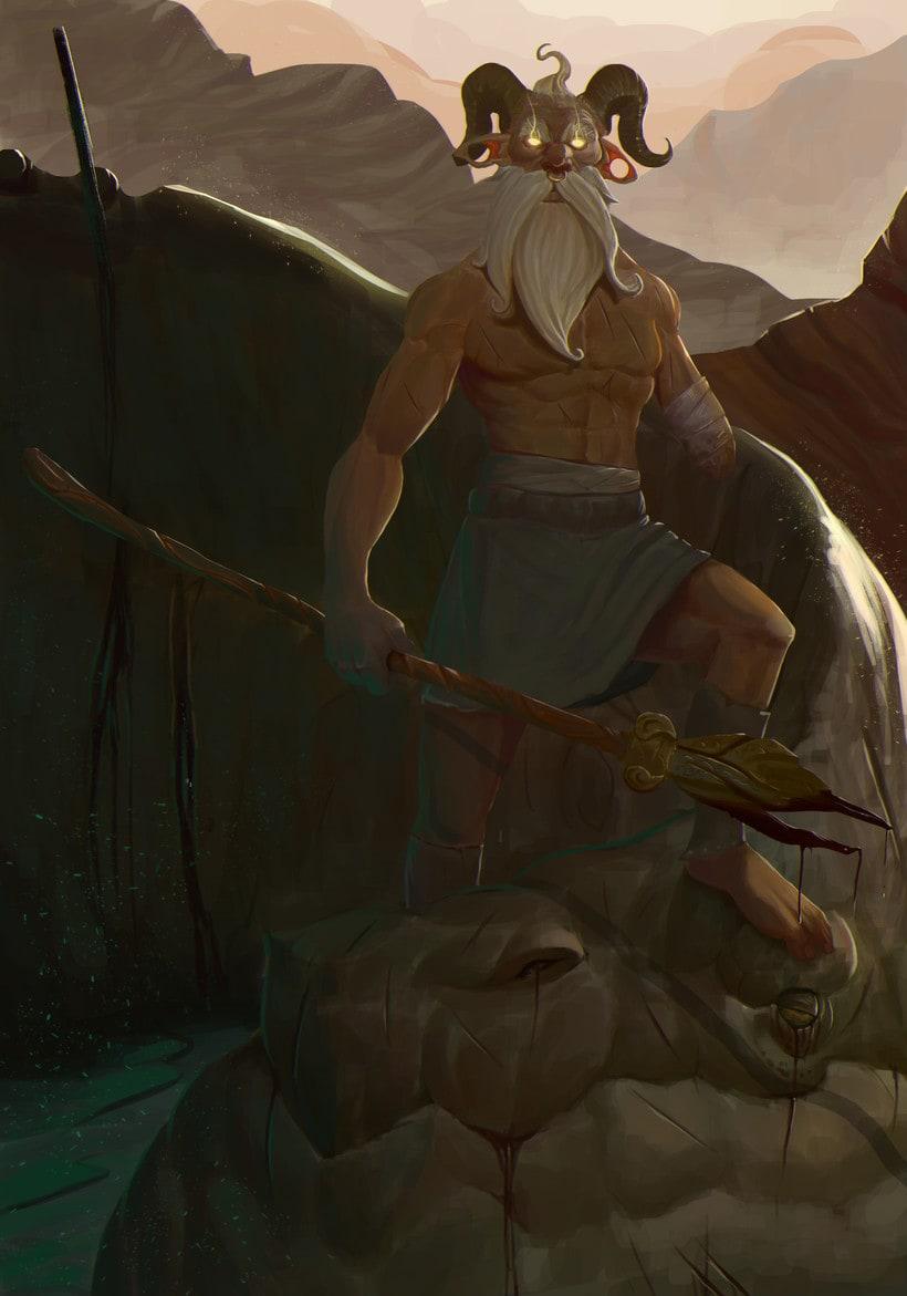 Old Hunter 0