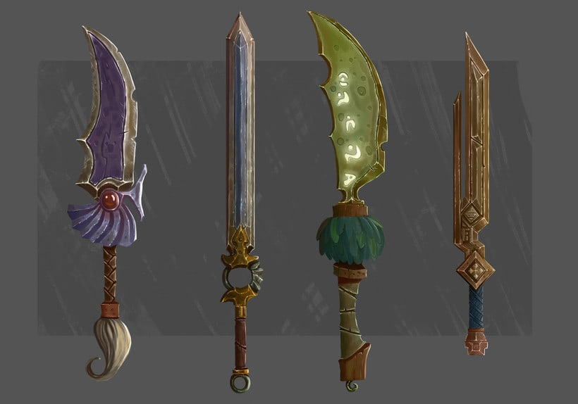 -Sword Design- -1