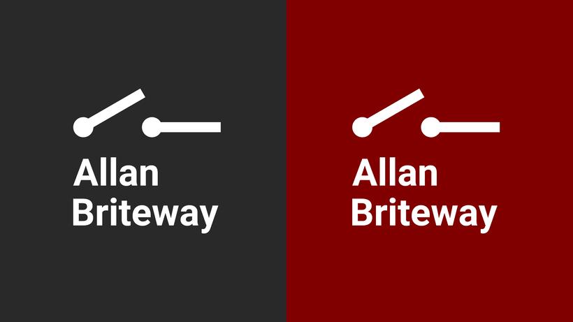 Identidad corporativa - Allan Briteway 5