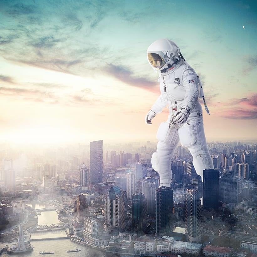 Ciudades de la Imaginación 1
