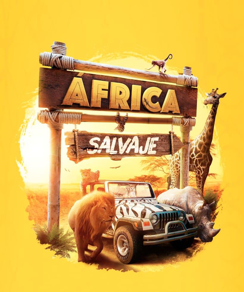 África Salvaje -1