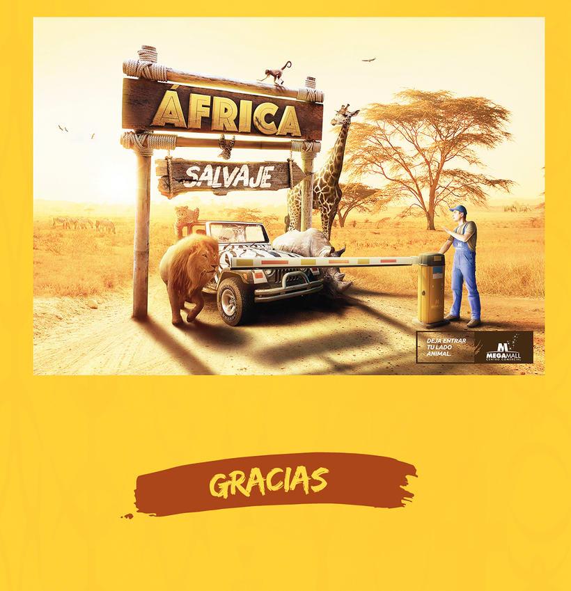 África Salvaje 2