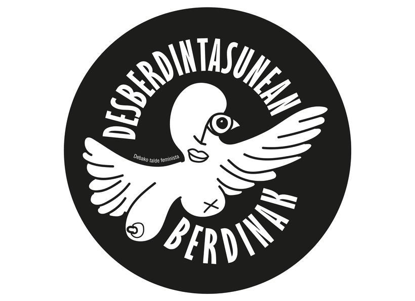 Ilustración para Grupo Feminista de Deba 0