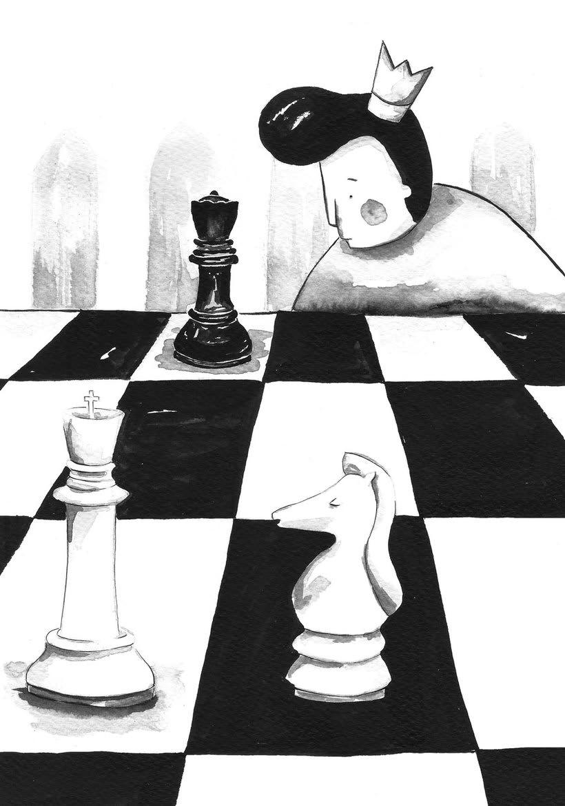 """""""Cuadros del rey Jorge"""" 1"""