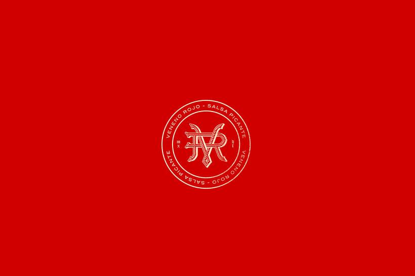 Veneno Rojo-Salsa picante 7