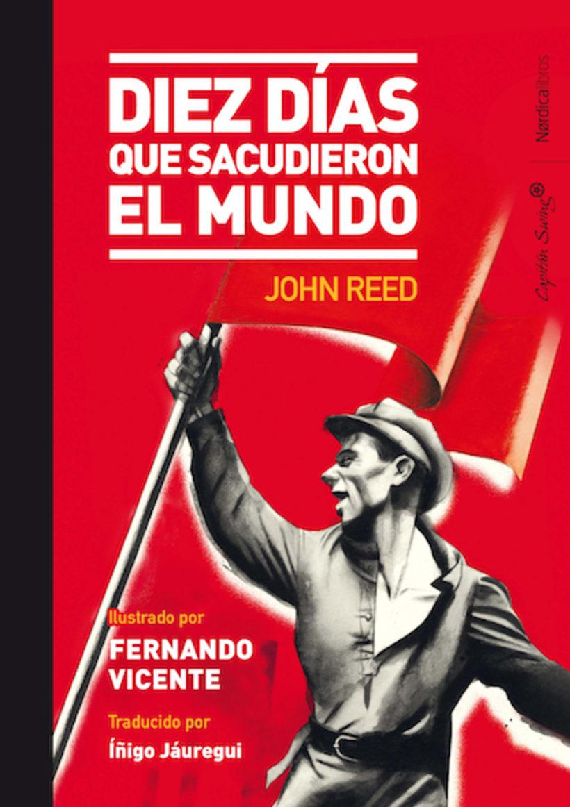 """""""Diez días que sacudieron el mundo"""" de John Reed  13"""