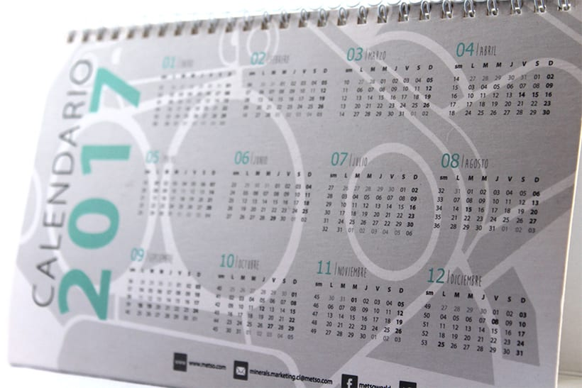 Metso | Diseño para papelería y recursos digitales. 6