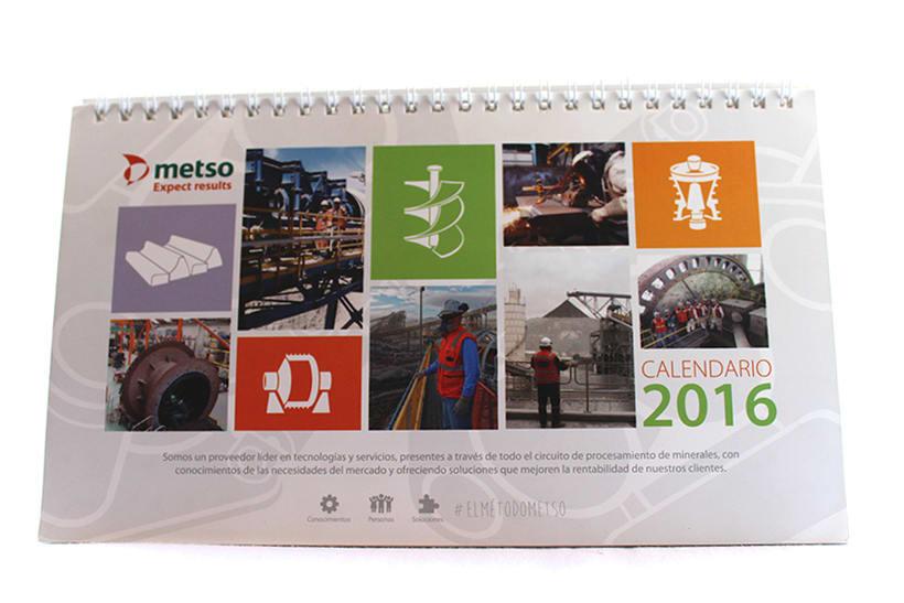 Metso | Diseño para papelería y recursos digitales. 3