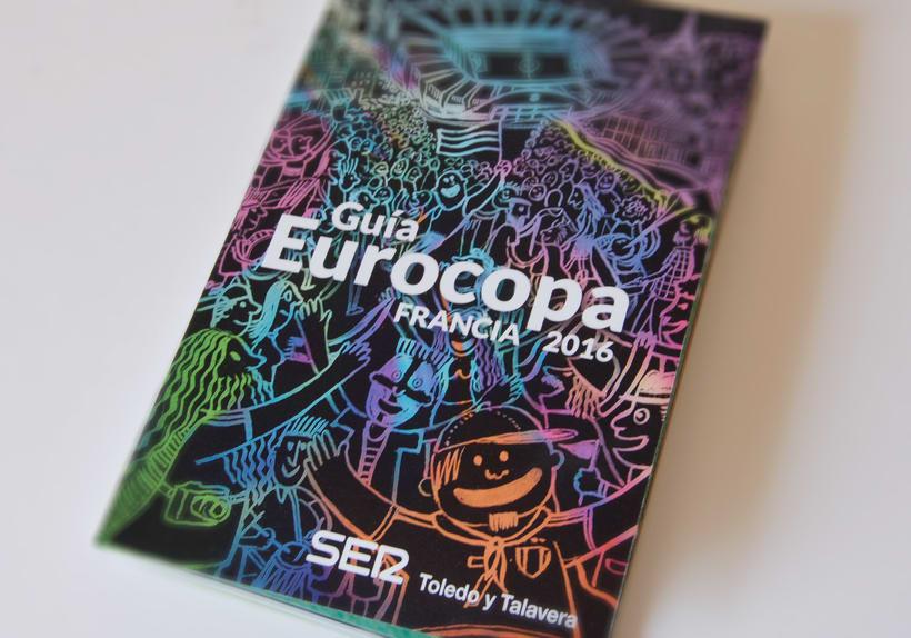 Guía Eurocopa 2016 Cadena SER 0