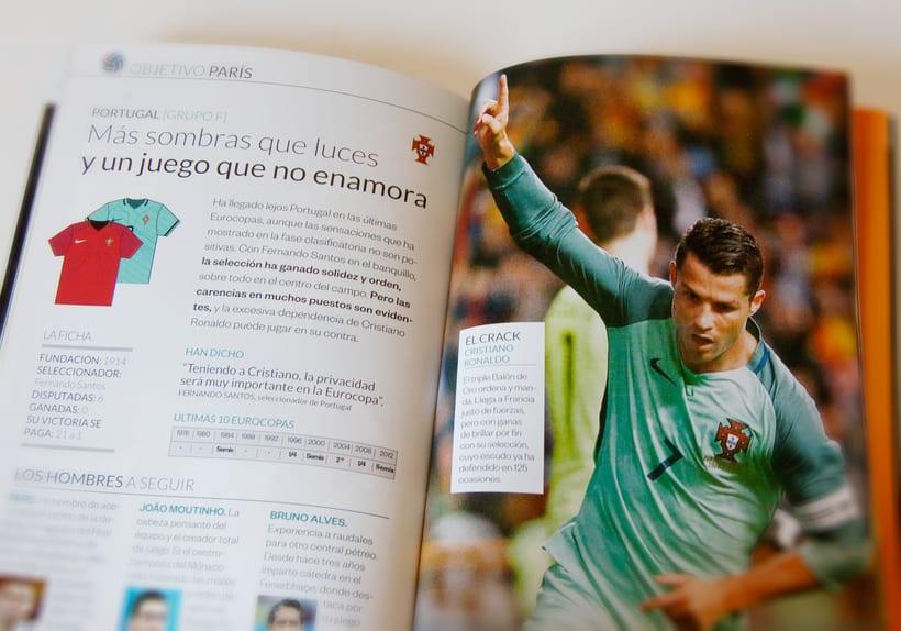 Guía Eurocopa 2016 Cadena SER 2