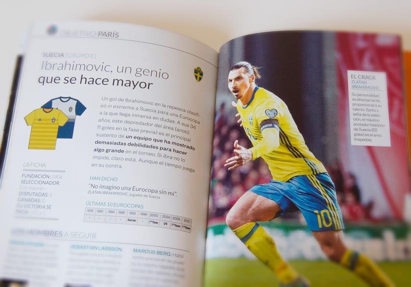 Guía Eurocopa 2016 Cadena SER 3