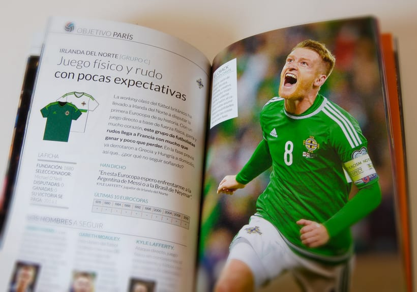 Guía Eurocopa 2016 Cadena SER 4