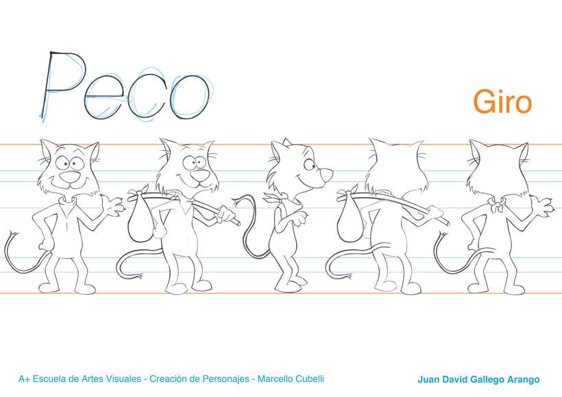 Peco - Model Sheet 7