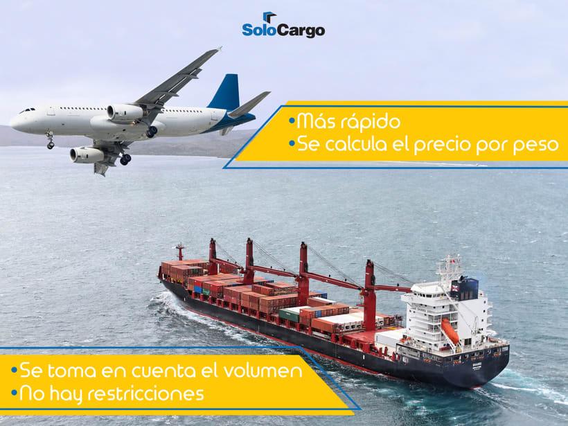 Solo Cargo 9