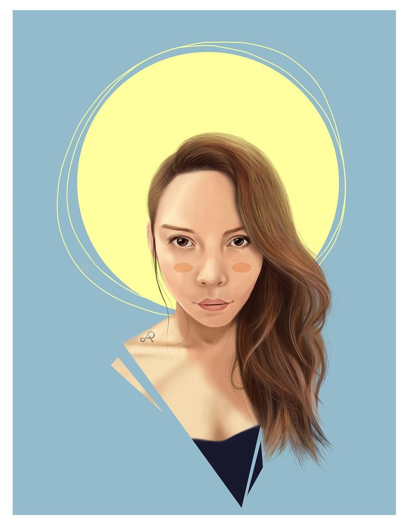 CAMENAS / Portrait 3