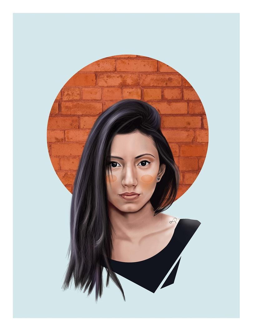 CAMENAS / Portrait 5