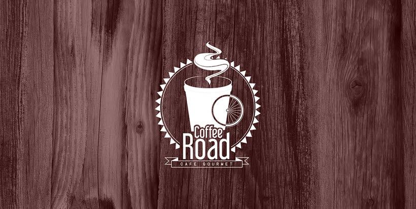 COFFEE ROAD /  Branding 4