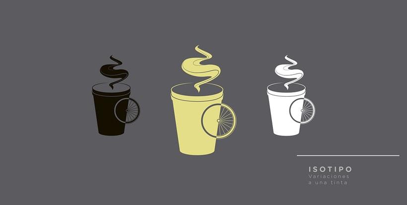 COFFEE ROAD /  Branding 3