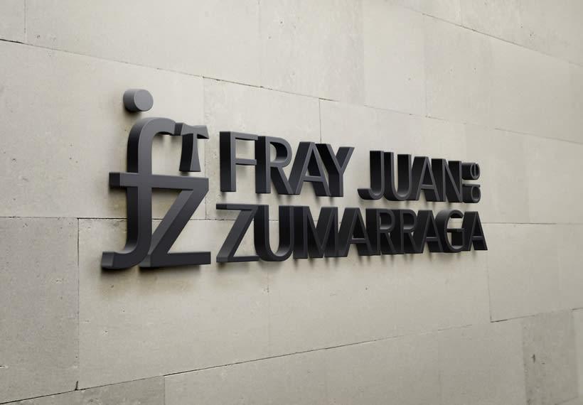 Propuesta renovación logotipo Instituto Fray Juan de Zumarraga -1