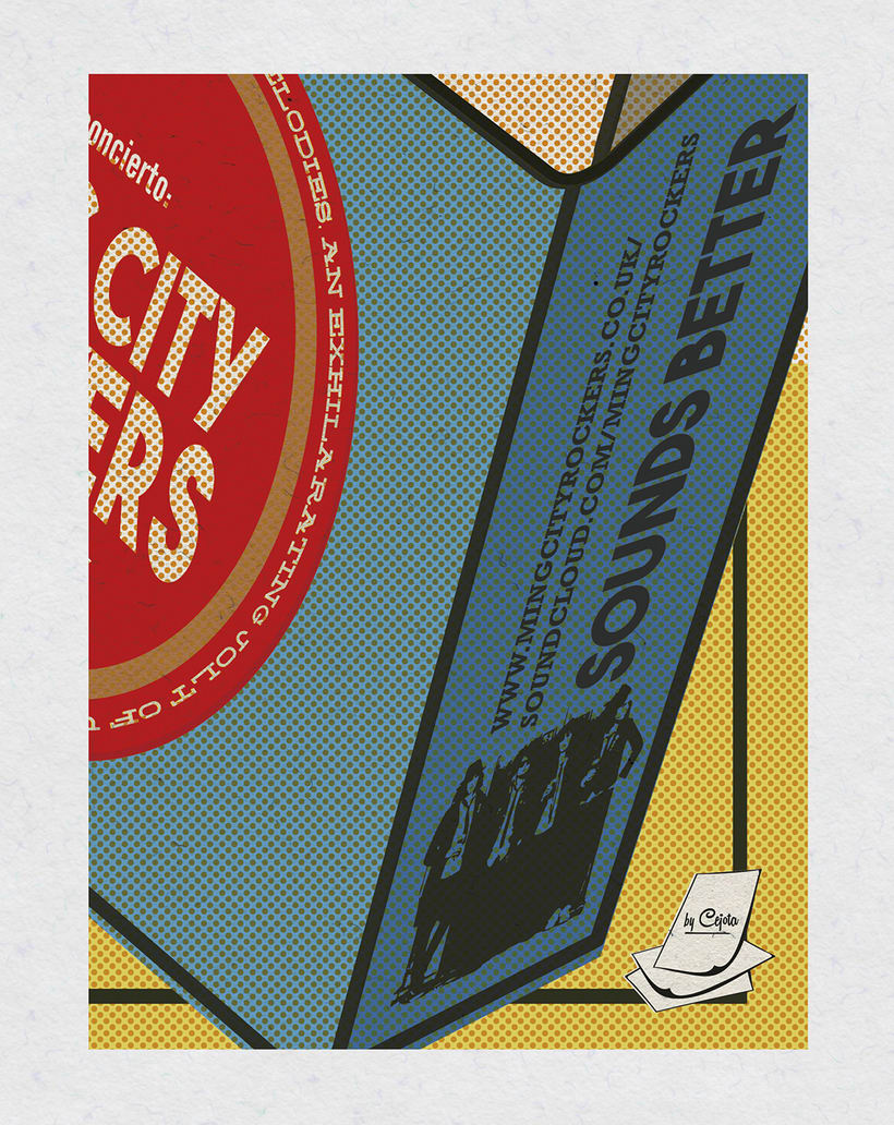 MING CITY ROCKERS vermut-o-rama poster 1