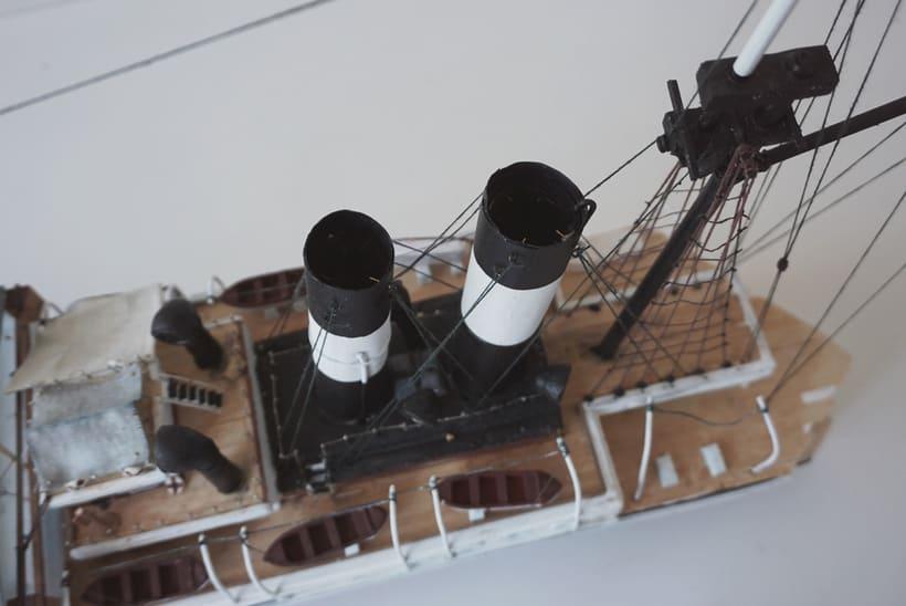 El Titanic del Mediterráneo 5