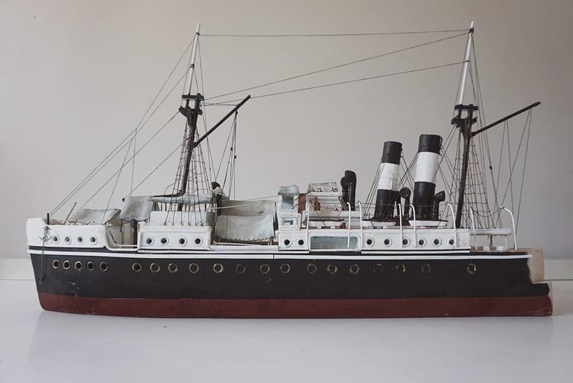El Titanic del Mediterráneo 6
