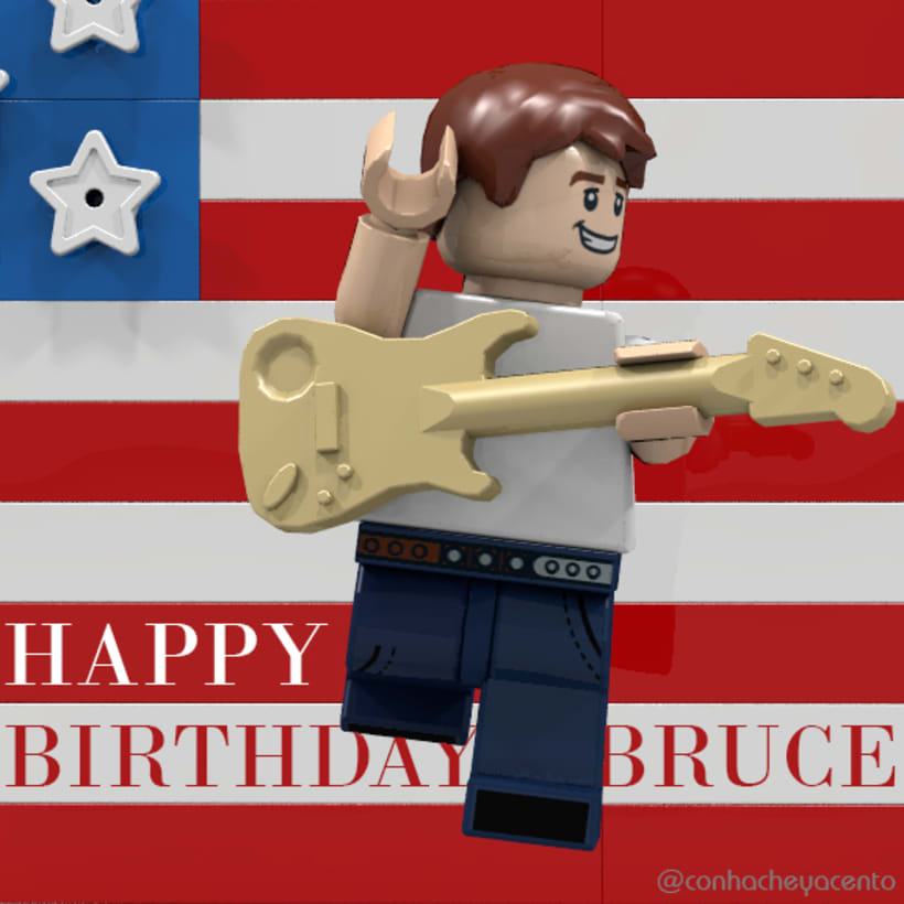 Feliz cumpleaños, Bruce Springsteen 0
